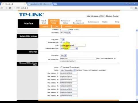 Tp-link Td-w8901g 3bb wifi เพื่อเชื่อมต่อ มือถือแทปเล็ต