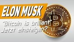 Tesla-Chef Elon Musk feiert Bitcoin, Milliardär rät zum Kauf: Jetzt einsteigen?