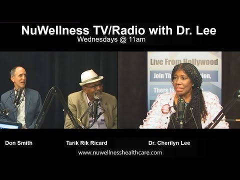 Living Soil, Nutrition and Water...Life! - NuWellness TV with Dr. Cherilyn Lee