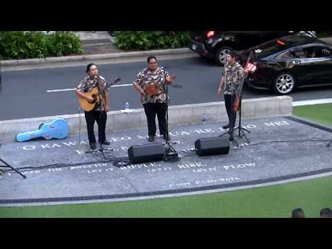 Na Mele No Na Pua featuring Keauhou at Waikiki Beach Walk