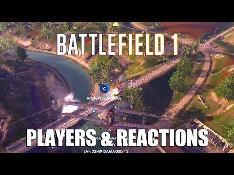 Battlefield 1 - Hackusations and chat reactions
