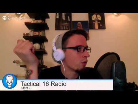 Tactical 16 Radio w/Silent J 10/29
