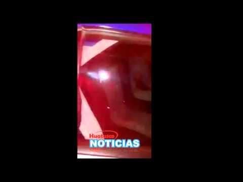 TAXISTAS DE HUATUSCO LINCHAN A LADRÓN