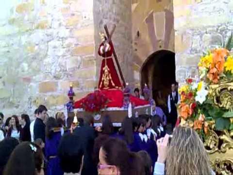 Semana santa infantil ca ete de las torres 2012 youtube for Canete de las torres