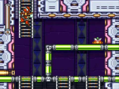 Mega Man 7 - Wily's Fortress : Stage 3
