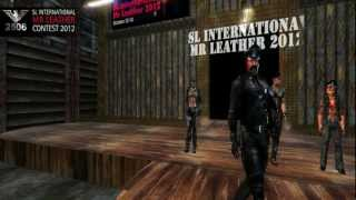 SL International Mr Leather 2012