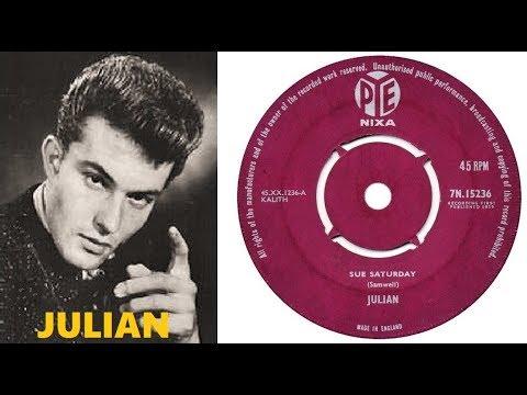 JULIAN - Sue Saturday / Can't Wait (1959)