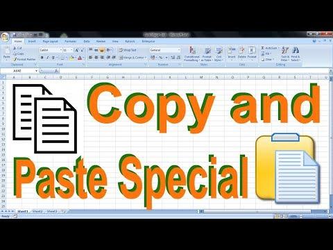 Excel magic trick 50 bangla - Copy and Paste Special