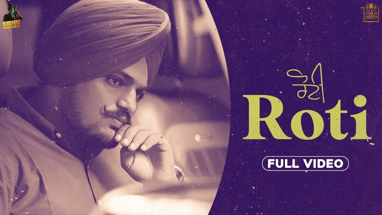 ROTI - Sidhu Moose Wala | Exclusive Punjabi Song on NewSongsTV & Youtube