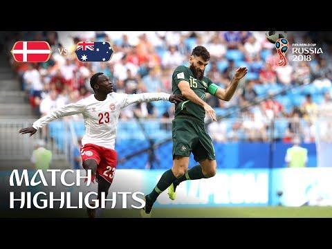 Denmark v Australia  2018 FIFA World Cup Russia™  Match 22