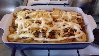 Картошка с грибами и луком - Ще не вмерла.
