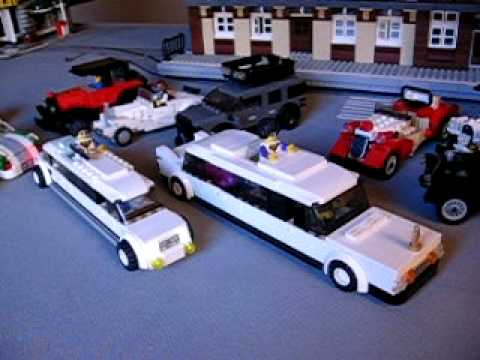 lego city neue autos f r die lego stadt teil 2 youtube. Black Bedroom Furniture Sets. Home Design Ideas