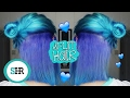 How To: DYE YOUR HAIR HALF AND HALF! | ad