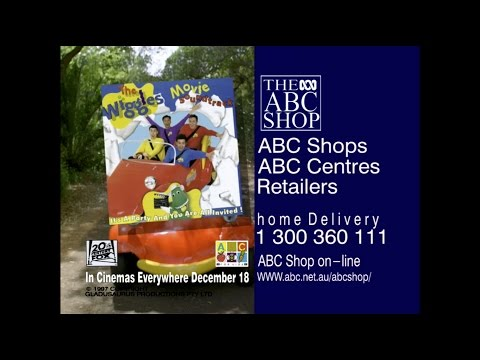 THE WIGGLES MOVIE SOUNDTRACK  ABC SHOPS 30