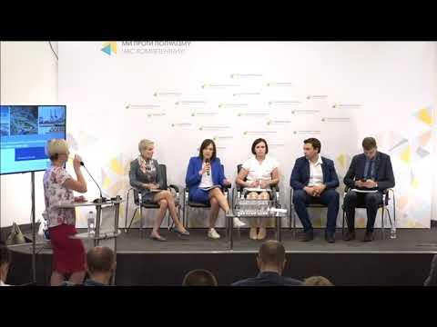 Ukraine Crisis Media Center: Презентація Дорожньої карти реформ у транспортній інфраструктурі. УКМЦ 20.07.2018