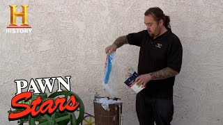 Pawn Stars: Chumlee Is Psyched for a John Deere Ice Cream Make…