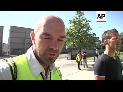 Lufthansa flight attendants strike as contract negotiations falter