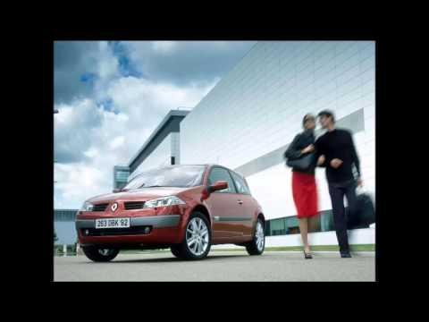 2003 Renault Megane Ii Sport Hatch Youtube