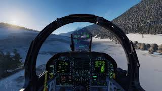 DCS: F/A-18C Hornet and DCS World 2.5 Preview