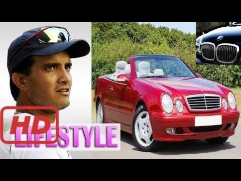 Celebrity Profiles |  Sourav Ganguly Net Worth, Biography, Cars, House, Charity and Luxurious Life