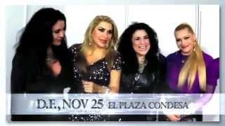 GranDiosas - 23/01/2015 @El Plaza Condesa DF