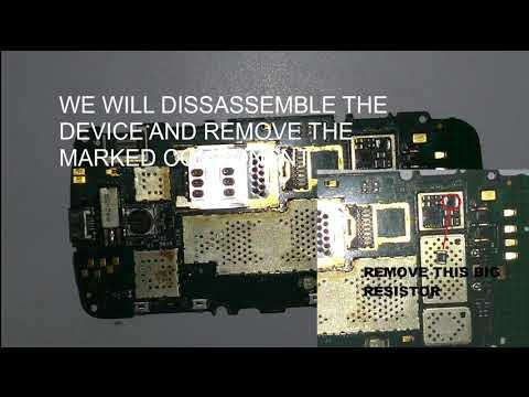 Nokia Asha 311 auto off with sim solution 100%tested