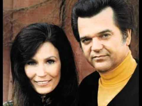 Conway Twitty & Loretta Lyhh -- From Seven Till Ten