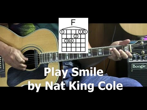 How to Play Smile by Nat King Cole - L44