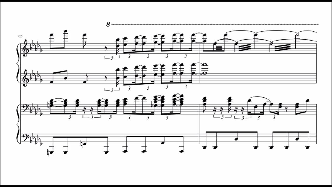 紅蓮花 ピアノ 楽譜 無料