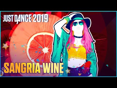 Just Dance 2019: Sangria Wine By Pharrell Williams X Camila Cabello | Official Track Gameplay [US]