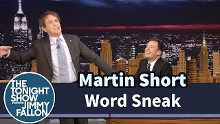 Word Sneak with Martin Short