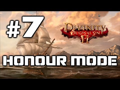 Divinity Original Sin 2 - Honour Walkthrough: The Imprisoned Elf in most profitable way - Part 7