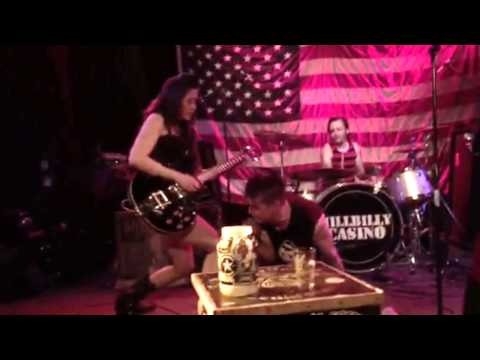 L'Casino jam out - Hillbilly Casino and L'Assassins @ Martyrs' in Chicago, IL
