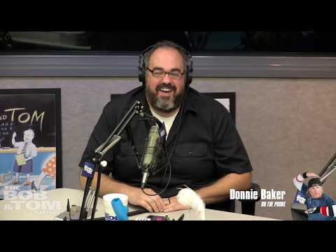 The BOB & TOM Show - Dealing With A Sick Kid - Donnie Baker