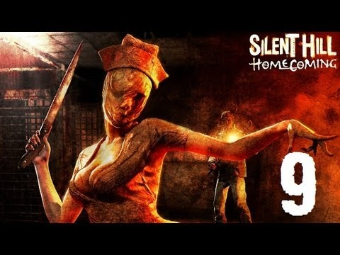 silent hill homecoming let 39 s play en espa ol capitulo 9 youtube. Black Bedroom Furniture Sets. Home Design Ideas