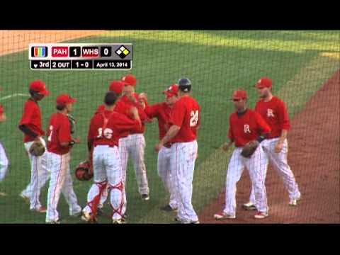 High School Baseball: Woodbridge takes on Perth Amboy, April 13, 2014