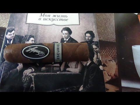 Сигара Davidoff Escurio Petit Robusto