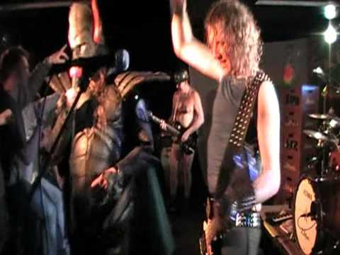 Red Warszawa - Der Vil Altid Være En Straf - Live på Kansas City, Odense (09/12/2011)