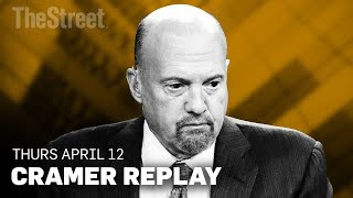Jim Cramer on Earnings, Trump Tweets, Facebook and Bed Bath & Beyond's Dismal Quarter