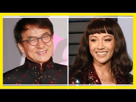 Breaking News   Jackie Chan and Constance Wu leading all-Asian cast for Sony animated film Wish Dra