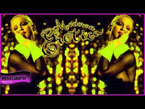 Madonna Erotica 2018 [MUSIC VIDEO] NEW VERSION (VanVeras Remix)