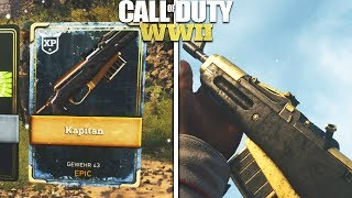 NEW DLC WEAPONS GAMEPLAY - New Winter Siege Supply Drops Winter Siege Event In COD WW2