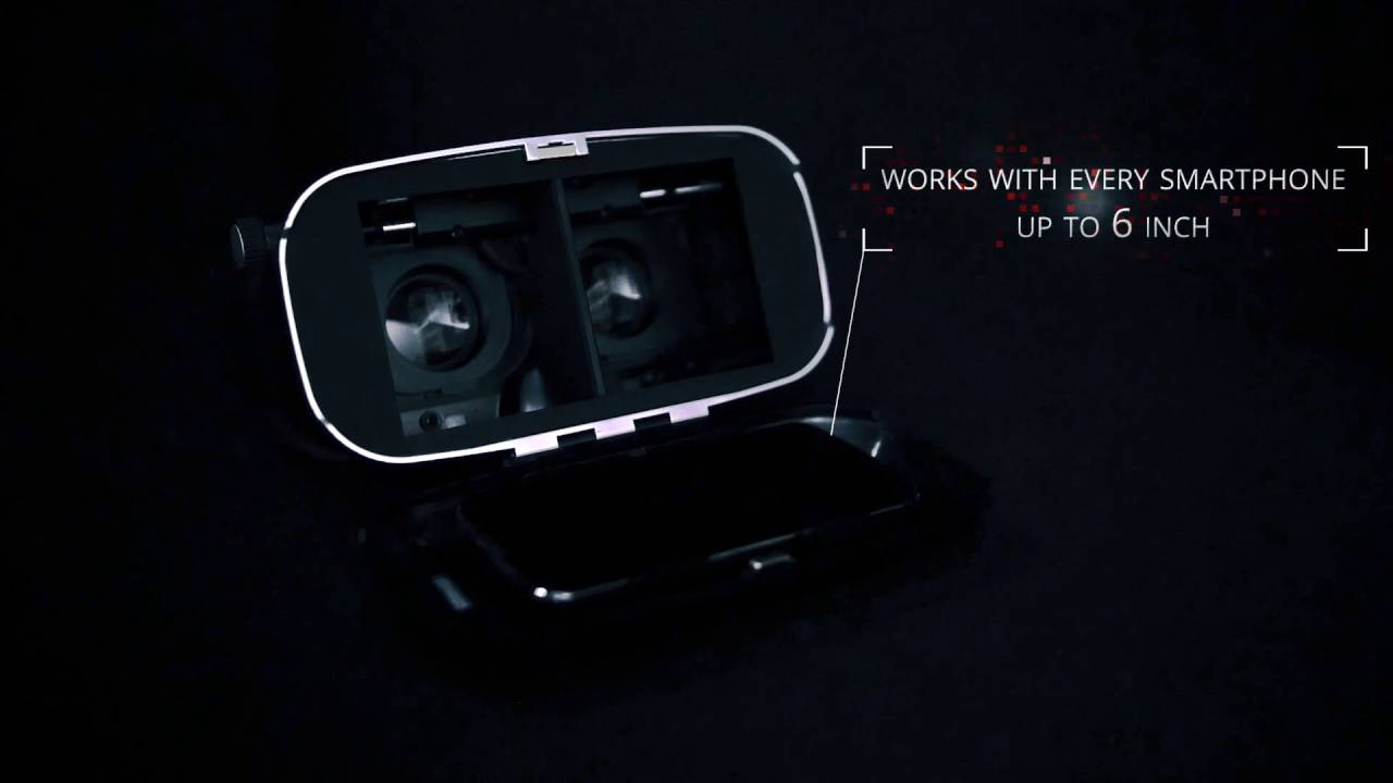 8e10e52e5 Trust GXT 720 Gaming VR Glasses - YouTube