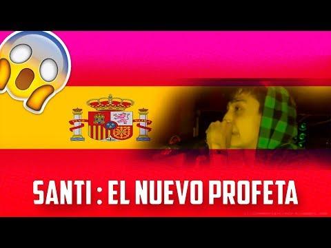 SANTI: EL NUEVO MESÍAS ESPAÑOL!!!!!!!!!!! (REACCIÓN) REVAN18