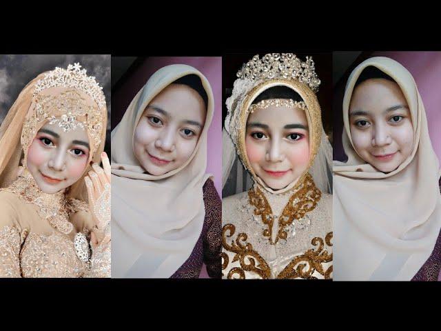 Review Aplikasi Edit Wajah Polos Jadi Pengantin Cantik Rita Runafril Youtube