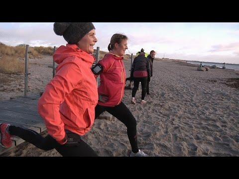 Strandtræning for kvinder - TV-Ishøj