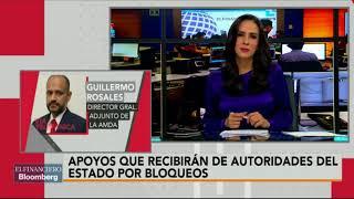Pérdidas de más de 5 mdp por bloqueos en Michoacán en sector automotriz: AMDA