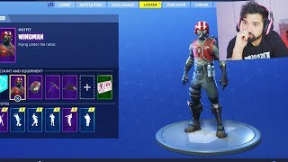 The New Fortnite Wingman STARTER PACK..