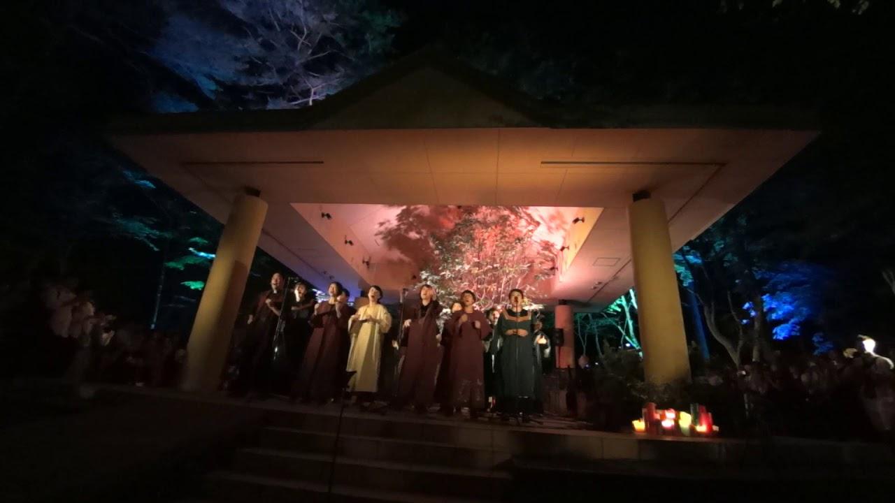 軽井沢 キャンドル ナイト 2019