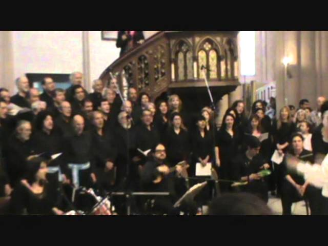 Misa Criolla - Credo - Coro Sadaic, Coral de las Americas, Coro Quilmes, Grupo GIA